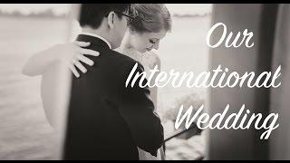 Our Ukrainian Korean International Wedding Ceremony / 우크라이나 한국 국제결혼 / 乌克兰韩国国际婚礼
