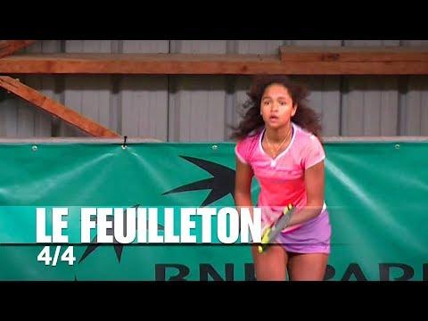 Dans les coulisses de la Structure Haut Niveau Tennis en Centre-Val de Loire