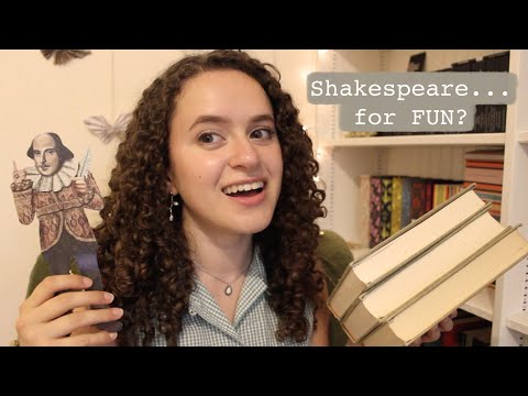 A Beginners Guide To Reading Shakespeare (For FUN)!!! 2020