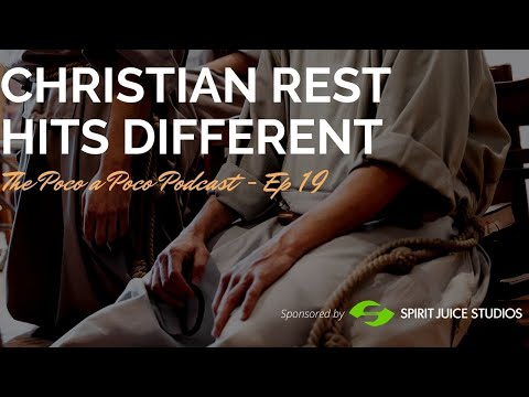 Christian Rest Hits Different: Receiving Christ's Rest