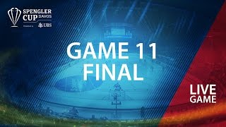 Team Canada - HC Lugano | Game #11 | Spengler Cup Davos 2016
