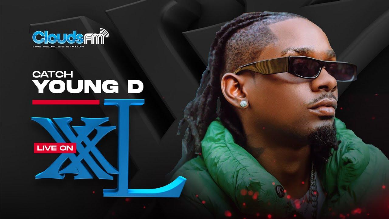 Download LIVE: Crazy friday, Young Dee kwenye XXL ya Clouds FM