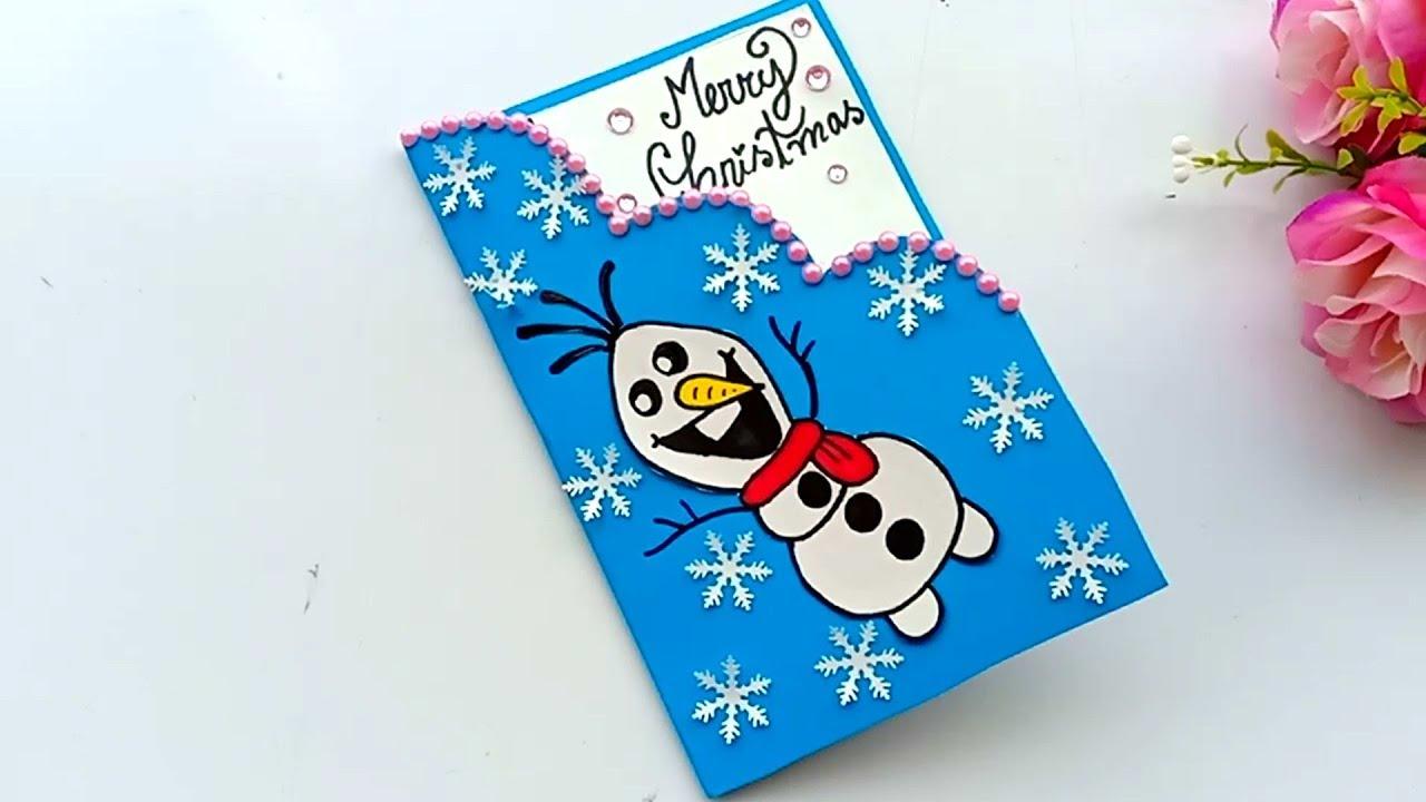 diy christmas cardshandmade christmas greeting cardshow