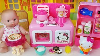 Hello Kitty Kitchen and Refrig…