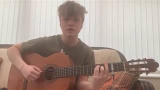 Gambar cover Beautiful People- Ed Sheeran ft. Khalid ( Cover by Zac Chidgey)