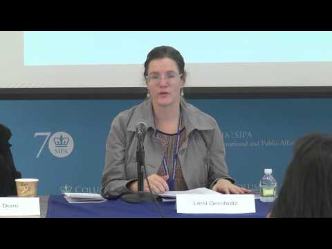 Global Sexual Violence during Conflict: From the Balkans to Africa and the Middle East -- Panel 2