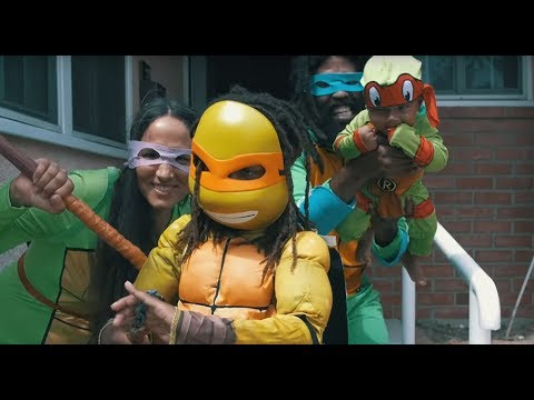 MURS - Superhero Pool Party - OFFICIAL MUSIC VIDEO