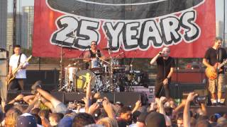 Lagwagon: May 16, @Fat Wrecked,  live @ Echo Beach, Toronto. August 6, 15