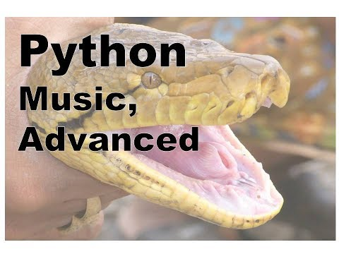 430-Python Music Player Advanced