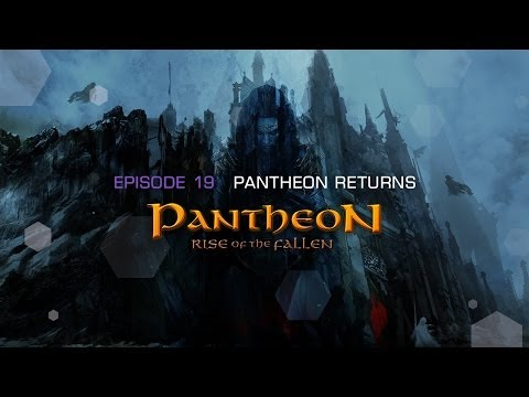 MMOBuff Podcast - Episode 19 - Pantheon: RotF Returns (Full Episode)
