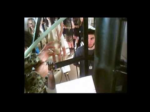 Chanel Haute Couture Fall Winter 2010/2011 Backstage Spy Cam