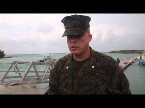 Marines Conduct Crime Investigation Exercise