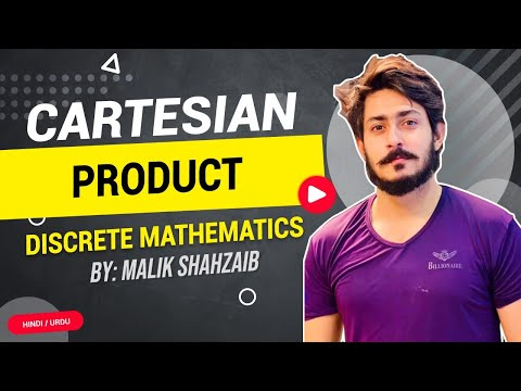 #11 Cartesian Product of two sets | Binary Relation | Ordered Pair | Domain Range of relation urdu