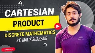 #11 Cartesian Product of two sets   Binary Relation   Ordered Pair   Domain Range of relation urdu