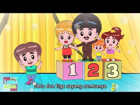 Sayang Semuanya (Satu satu aku sayang ibu)   Lagu Anak Indonesia