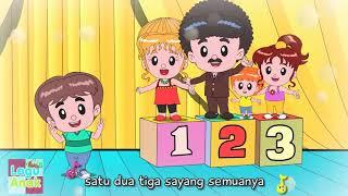 Sayang Semuanya (Satu satu aku sayang ibu) | Lagu Anak Indonesia