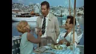 Topkapi (1964) - Scenes in Kavala