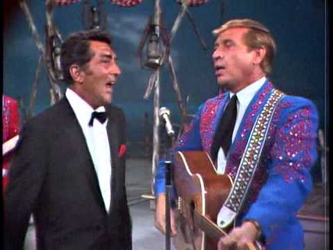 Dean Martin & Buck Owens & The Buckaroos - Tiger by the Tail