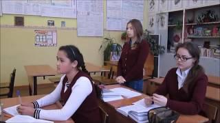 видеоурок русского языка в 10 классе