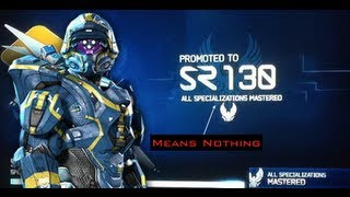 Rank Means Nothing (Halo 4 Machinima)