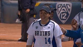 Recap: UCLA softball completes sweep of Stanford