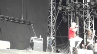 All That Remains - What If I Was Nothing (live @ Nova Rock 2015)
