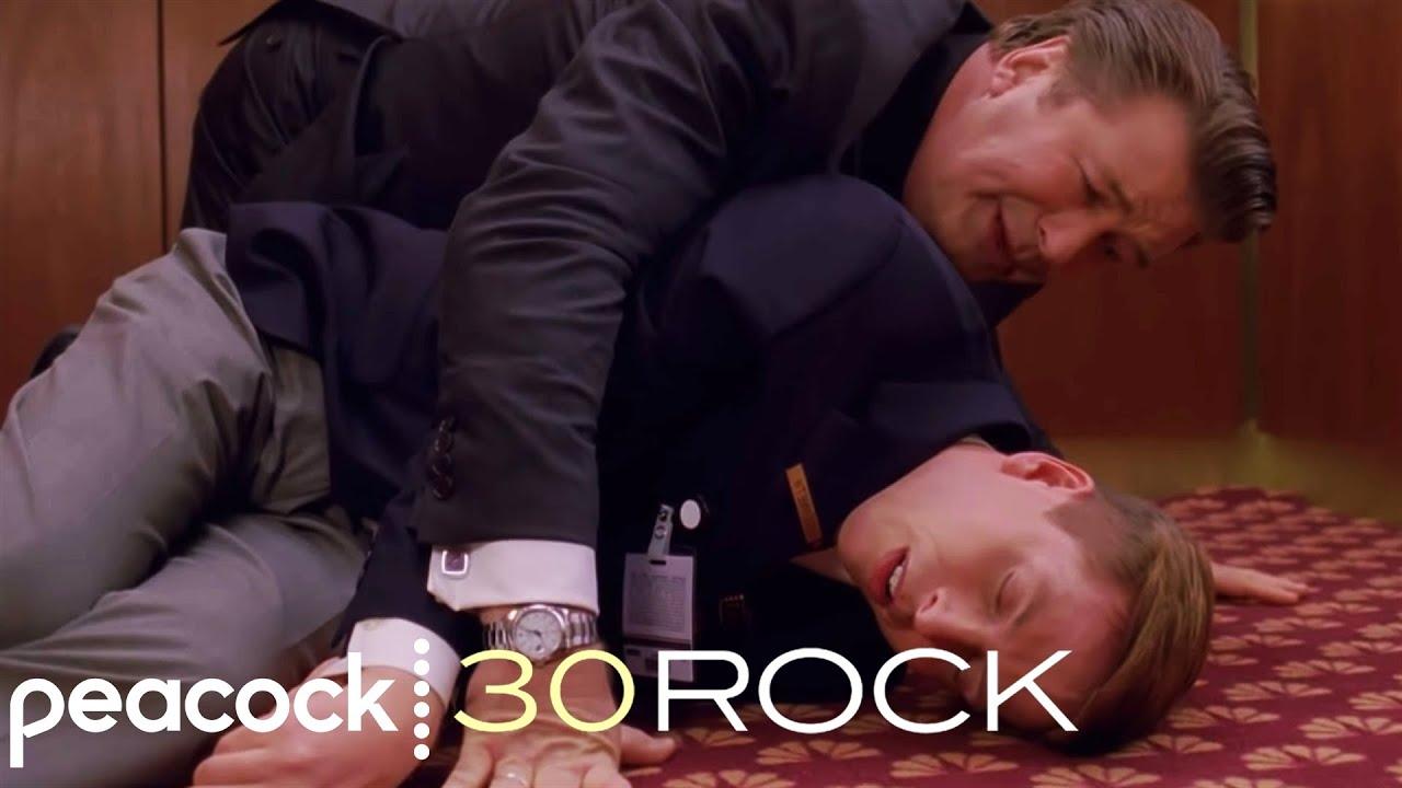 Jack Steals Kenneth's Idea - 30 Rock