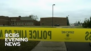 Tip leads police to 14-year-old gunman at Indiana middle school