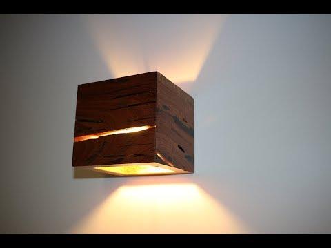 Wall Light Build