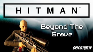 Hitman | Beyond The Grave | Sapienza Opportunity | Xbox One