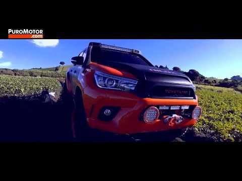 TOYOTA HILUX 2018 versión 60 aniversario Purdy Motor Costa Rica