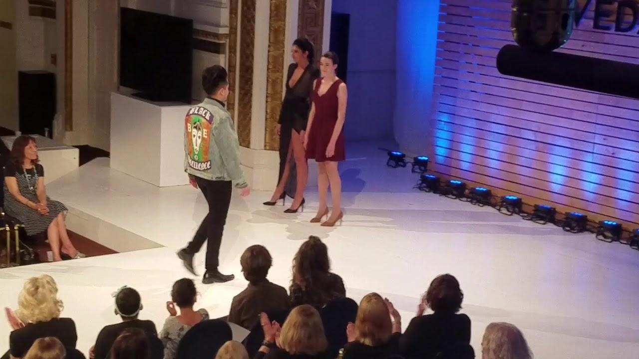 Aveda Institute Minneapolis Fashion Show 15   YouTube