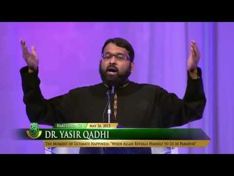 Ultimate Happiness: The Face of Allah (swt) by Yasir Qadhi. 2013 ICNA-MAS Convention