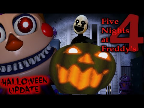 Halloween Nights At Five Freddy S Update Download