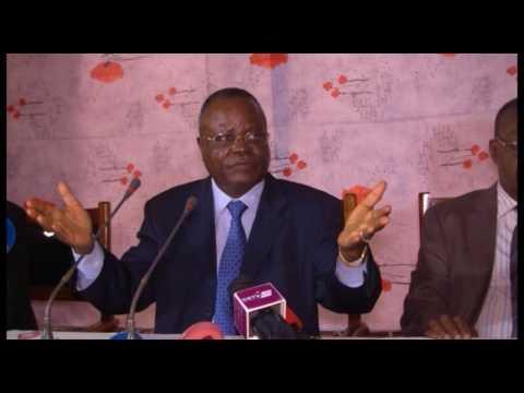 Mathias Dzon et le Collectif sur la Brûlante Situation du Congo Brazzaville