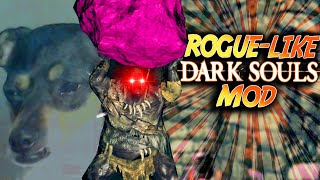 This Is The WEIRDEST Mod Ever - DS1 Rogue Like Souls Mod Funny Moments 3