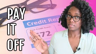 How to PROPERLY PAY OFF accounts in Collections and REMOVE IT from Credit report ☑