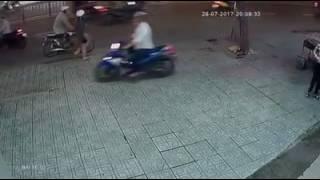 Trộm xe máy ở Gò Vấp