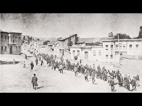 Армянский геноцид разбудил Гитлера