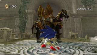 Sonic and the Black Knight (Wii) Story Mode