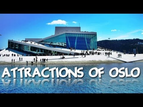 Attractions of oslo