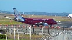 Virgin Blue Embraer 170 Takeoff Sydney Airport