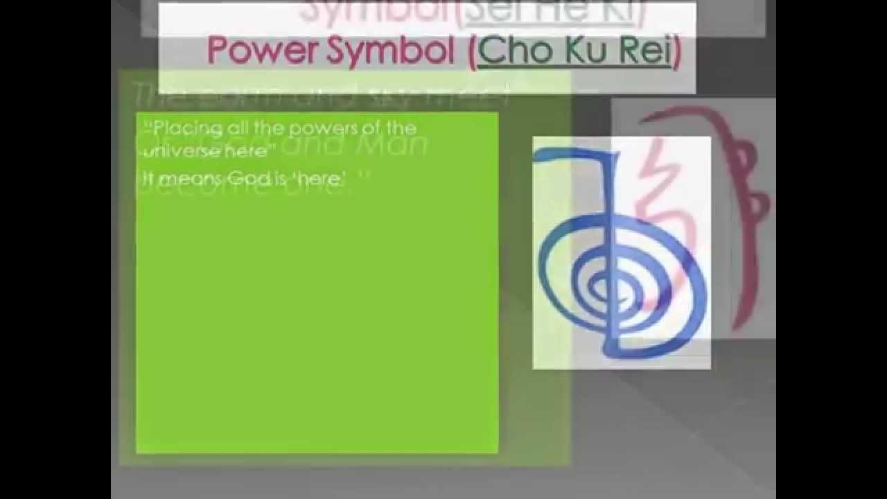 Method To Draw The Reiki Kanji Characters Sacred Symbols Youtube