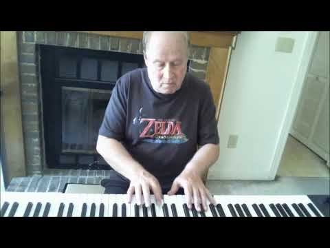 Classical Piano:  The Legend Of Zelda - Departure from Wind Waker