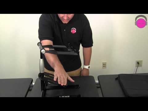 UDG U6010BL Aluminum Folding Laptop Stand | agiprodj.com
