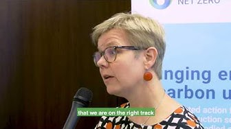 Embodied Carbon: Krista Mikkonen, Minister for Environment & Climate Change, Finland