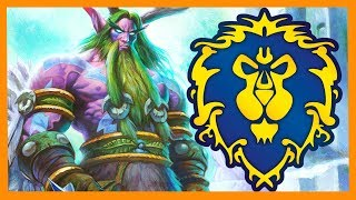 Top 5 Strongest Alliance Characters in World of Warcraft