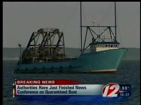 USCG: Boat likely found mustard sulfur
