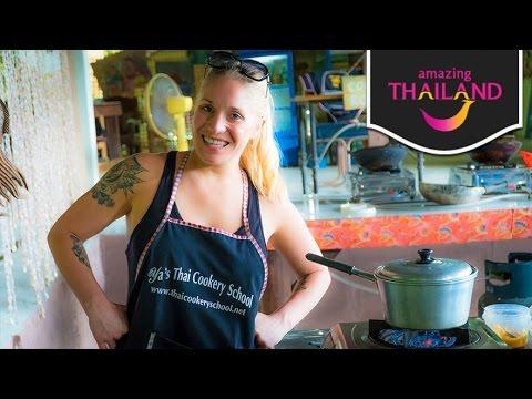 Best Thai Cooking School in Ao Nang – Krabi Thai Cookery School