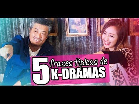 ¡5 Frases típicas de los K-Dramas con Chang Sung Kim! - JiniChannel